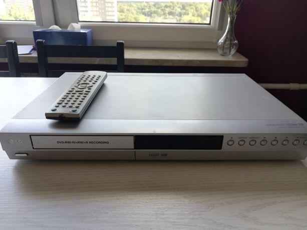 Nagrywarka LG HDD DVD RH 256