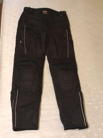 Spodnie motocyklowe tekstylne