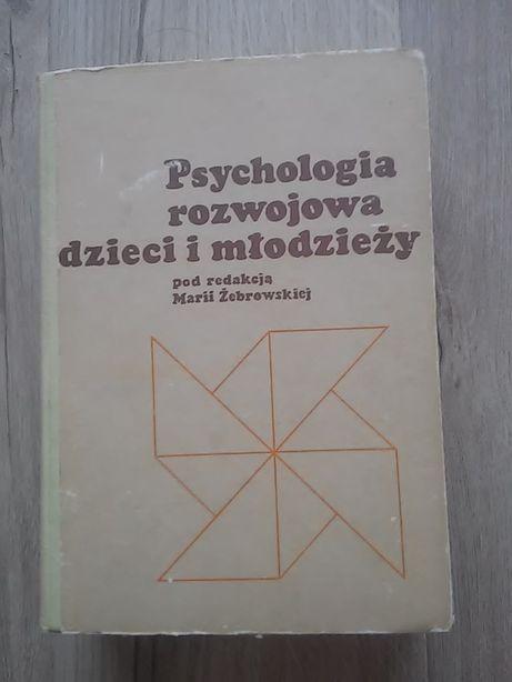 Psychologia rozwojowa dzieci i młodzieży.