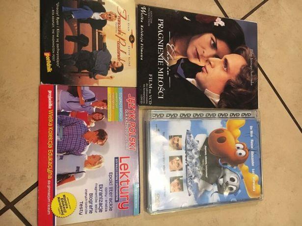 Lektury i filmy na DVD