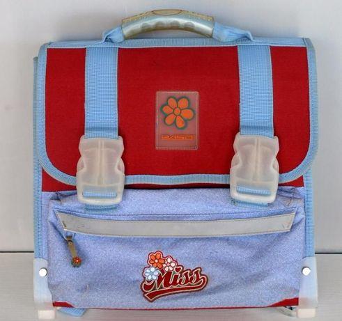 Школьный портфель (рюкзак) для девочки EASA, производство Польша
