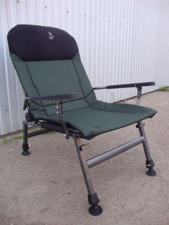 Кресло карповое складное от фирмы Elektrostatyk модел FK5