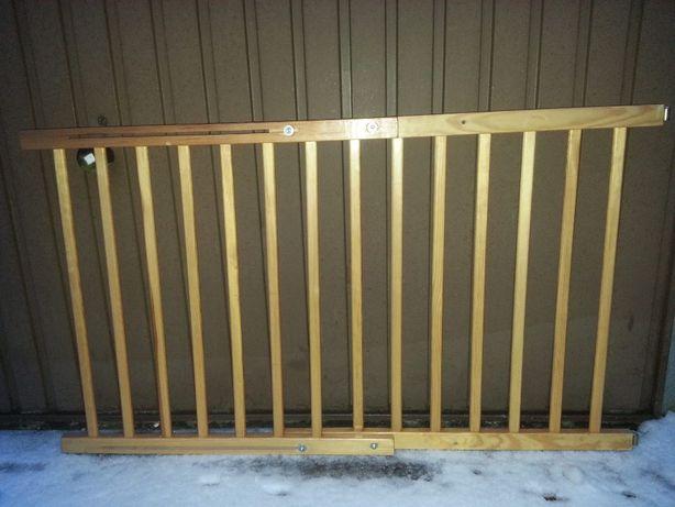 bramka zabezpieczająca schody 72-122cm