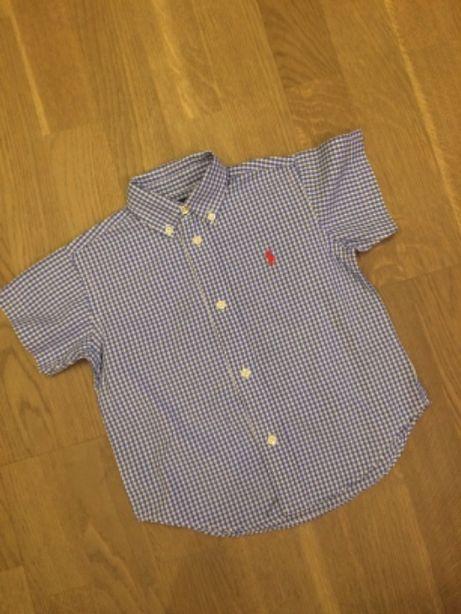 Рубашка Polo Ralph Lauren для мальчика 2 года
