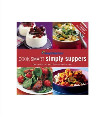 Книга рецептов на английском языке