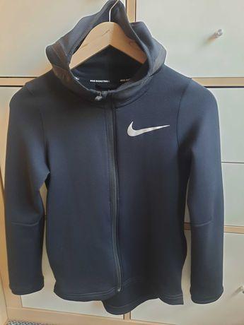 Bluza rozpinana Nike DRI-FIT rozmiar 134-146 czarna