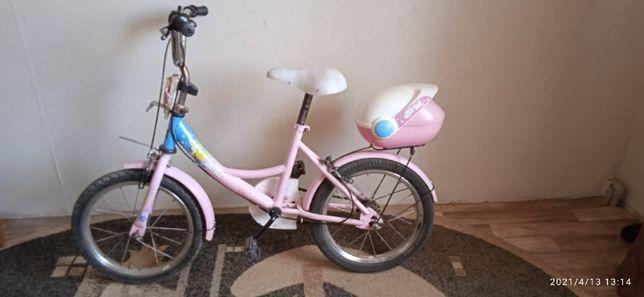 Продам детский велосипед для девочек
