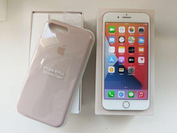iPhone 8 Plus 64 GB Złoty+Etui Apple