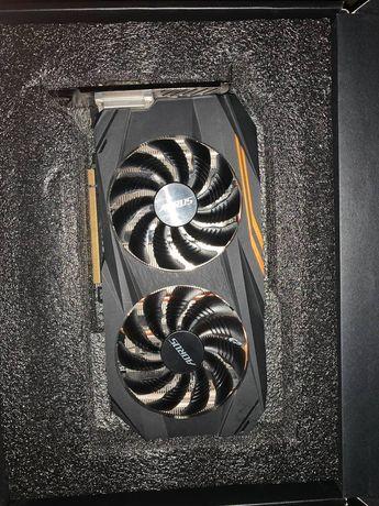 Видеокарта GIGABYTE Radeon RX 570 4G AORUS(Rx 480/580/1060)