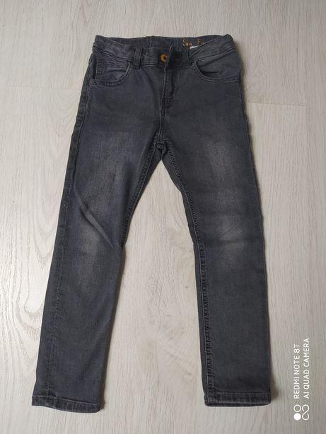 Zara, jeansy, rozm 116