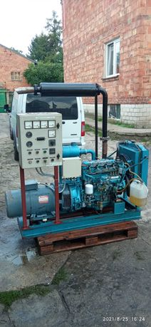 Agregat prągotwórczy 25 kVA