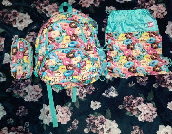Plecak St.Right dziewczęcy