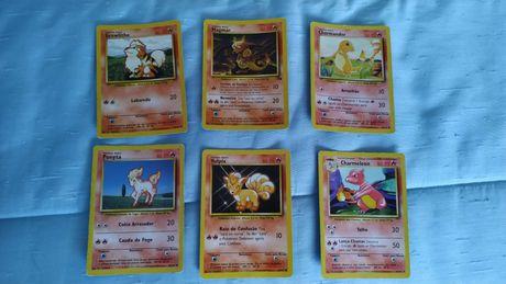 Mais de 50 cartas Pokémon (PT-PT)