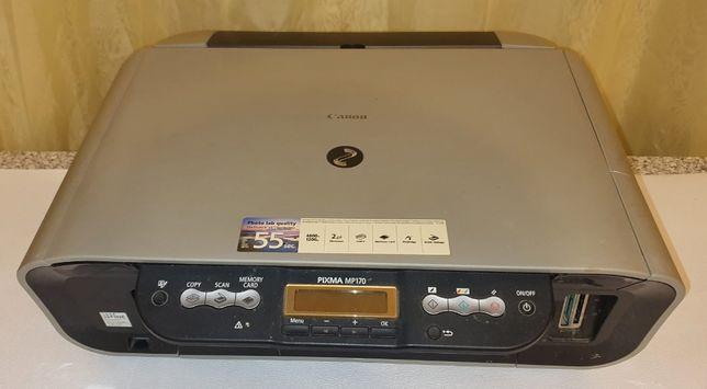 МФУ(сканер-принтер) Canon Pixma MP170
