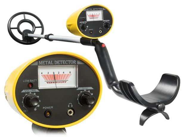 Wykrywacz metalu detektor metali Cobra Tector CT-1066 Dyskryminacja