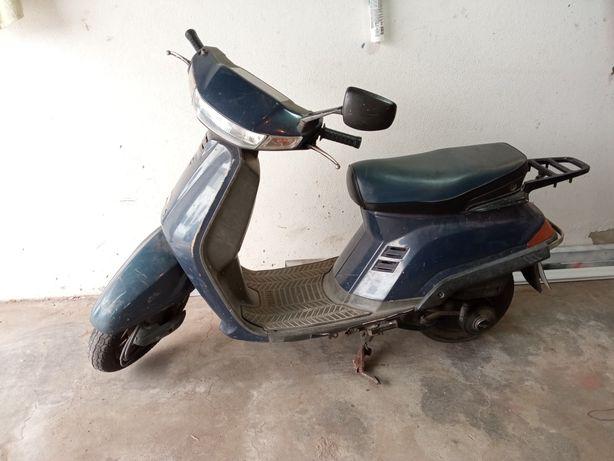 Yamaha CT 50 Scooter