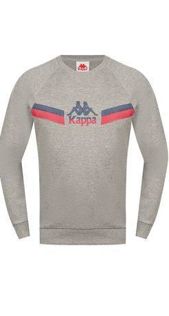 Свитшот мужской Kappa размер М. Новый! Покупал в Польше.