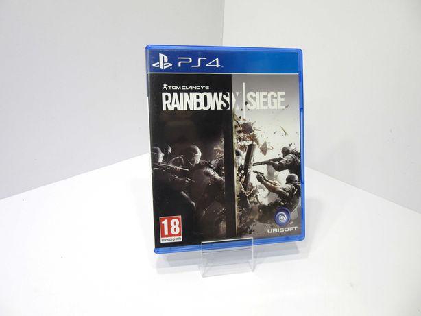 Tom Clancy's Rainbows Six Siege PS4
