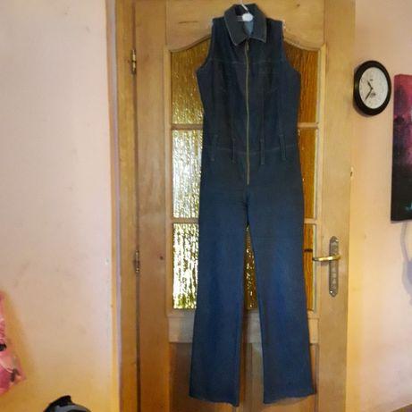 Kombinezon damski jeansowy roz. 40-42