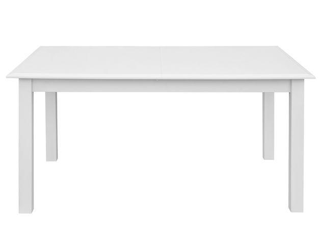 Stół sosnowy biały