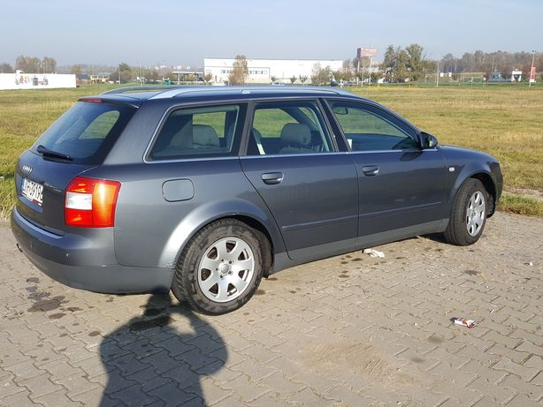 Audi a4 b6 2.0 benzyna 130km plus lpg brc