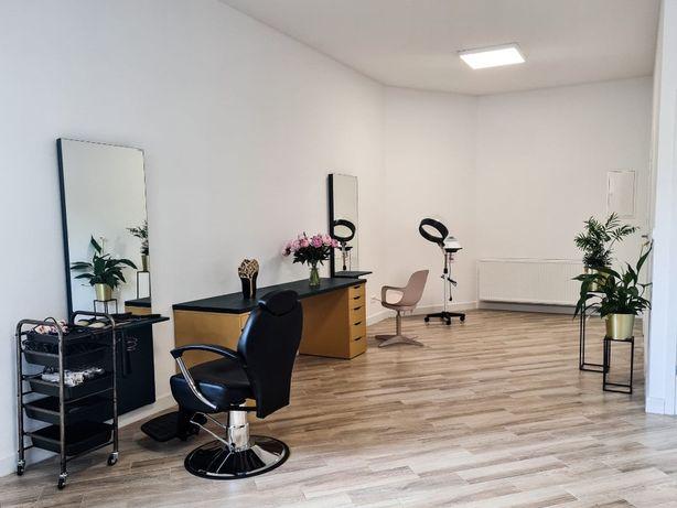 Podnajmę gotowe stanowiska fryzjerskie