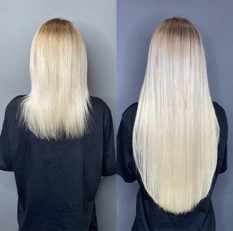 VIP Итальянское наращивание волос
