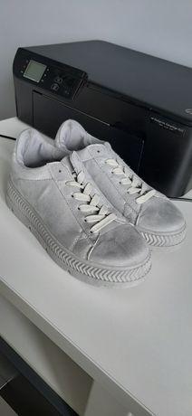 Sneakersy damskie - rozmiar 36
