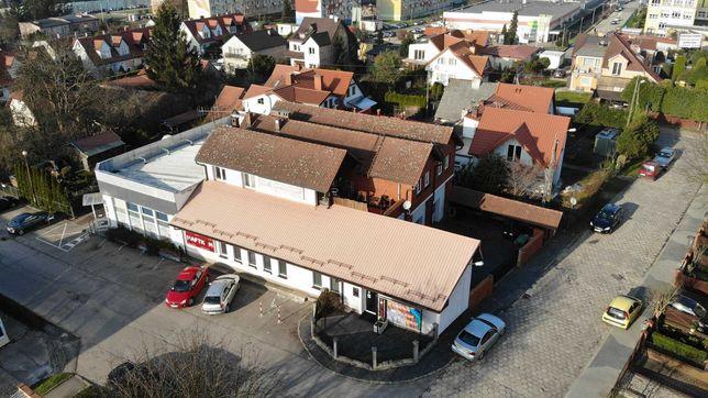 Obiekt mieszkalno-usługowy w Koszalinie. Dowolne przeznaczenie.