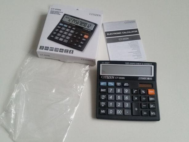 Nowy kalkulator CITIZEN CT-555N