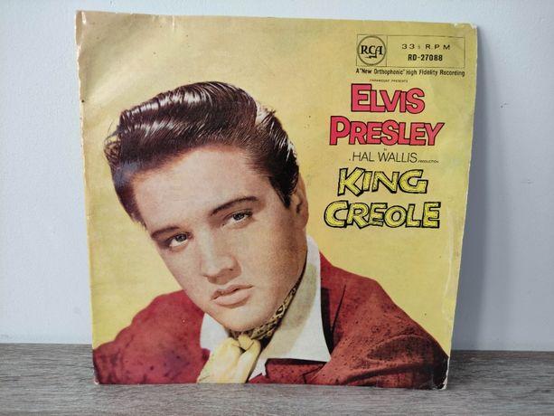 Elvis Presley. King Creole. Oryginalny winyl z 1958 roku. 79 pln