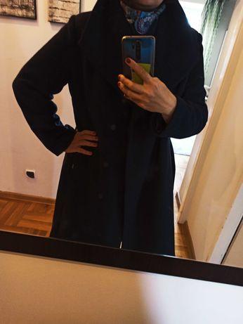 Płaszcz wełniany Monnari