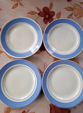 Тарелка закусочная СССР
