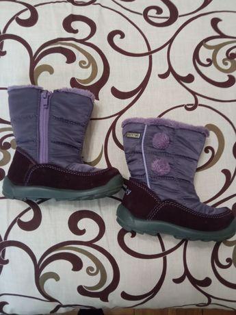 Продам демисезонні чобітки twisty  для дівинки