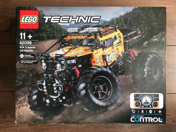 LEGO Technic 42099 Zdalnie sterowany pojazd terenowy - NOWE