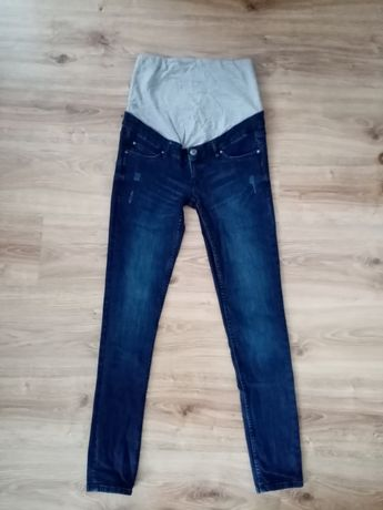 Spodnie ciążowe, rozmiar 36