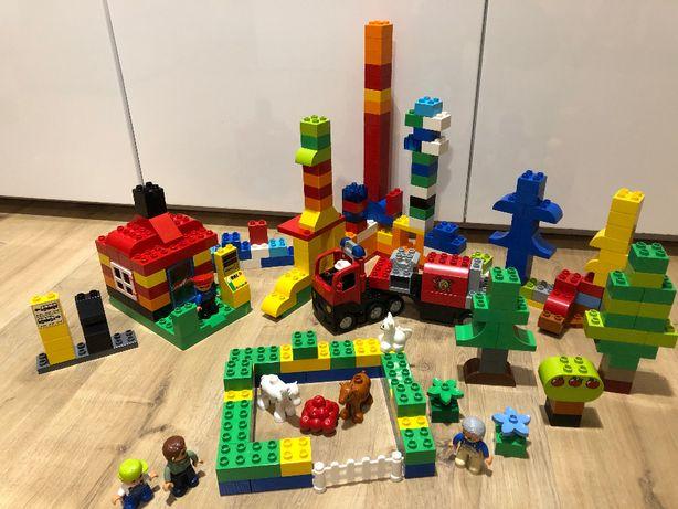 LEGO Duplo Duży zestaw 250 elementów - dużo klocków