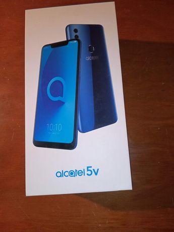 Alcatel 5V com carregador e caixa