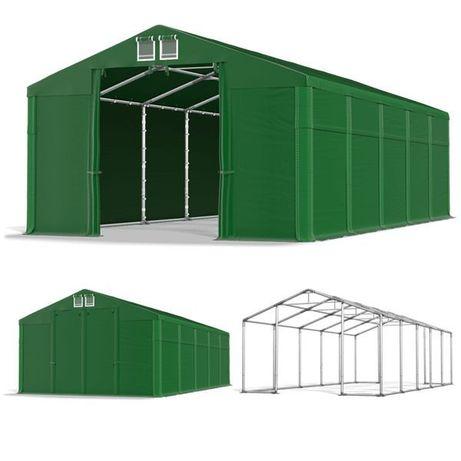 5x10x2,5m Namiot całoroczny handlowy magazynowy garaż magazyn