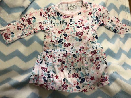 Broer платьице для малышки. Детская одежда