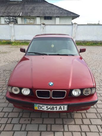 BMW E34 520 1994 р.