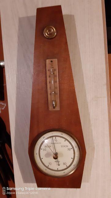 Barometr termometr