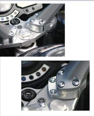 Risery podwyższenie kierownicy do Yamaha Fjr 1300 wszystkie roczniki.