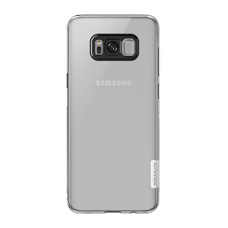 Etui Nillkin Nature TPU - Sam G955 Galaxy S8 Plus transparent
