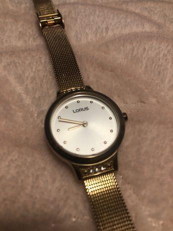 Zegarek damski Lorus złoty