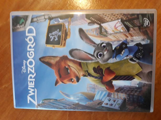 Zwierzogród Bajka DVD
