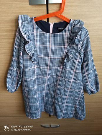 Sukienka firmy Reserved rozmiar 122