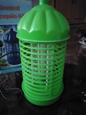 Zielona lampa owadobójcza