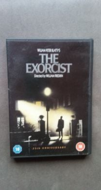 The Exorcist William Friedkin ENG DVD