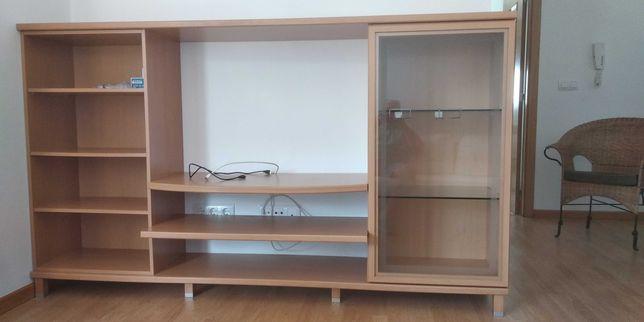 Movel sala TV, bar e estante